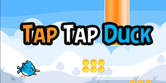 We launched Tap Tap Duck iOS Game