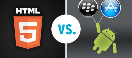 HTML5 vs Native App